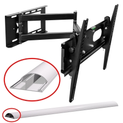 TVbeugelkopen.be - TV mount extendable to 65cm